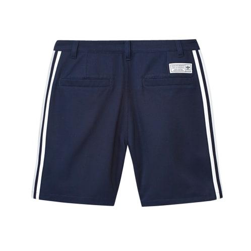 Adidas Chino Shorts - Legend Ink/White