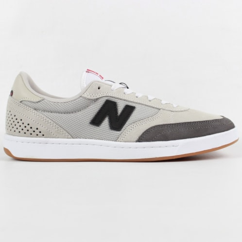 New Balance Numeric 440 Shoe Light Grey/Grey