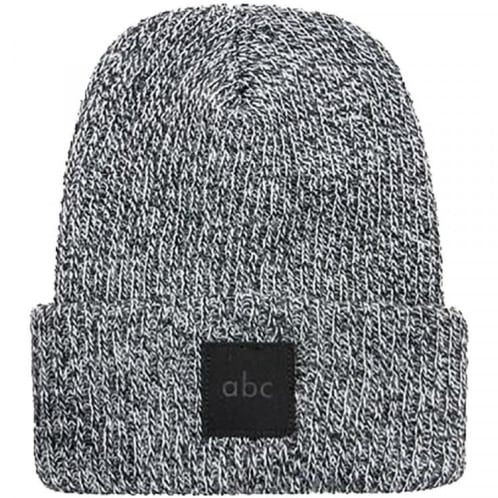 abc Hat Co Cuff Beanie - Grey