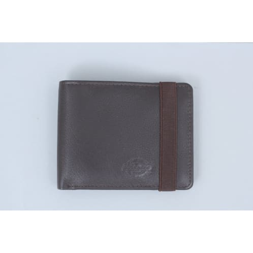 Dickies Wilburn Wallet Brown