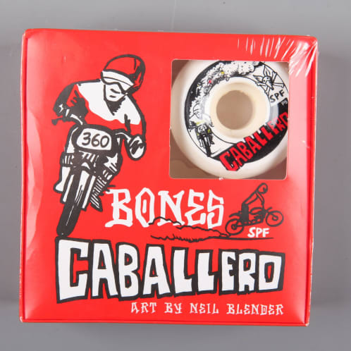 Bones 'SPF Cab X Blender Moto' 54mm P5 Wheels