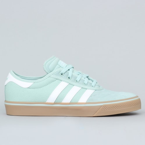 adidas Adi-Ease Premiere Shoes Ash Green / FTW White / Gum4