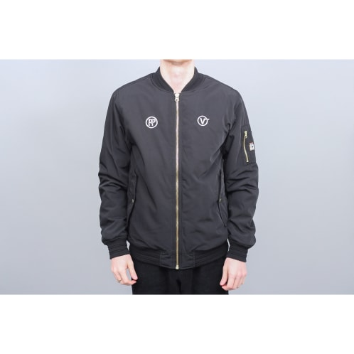 Vans X Passport Bomber Jacket Black