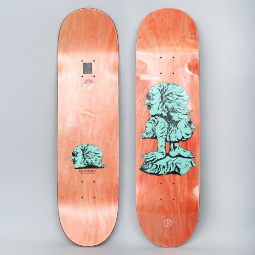 Polar 8.5 Aaron Herrington Twin Head Skateboard Deck