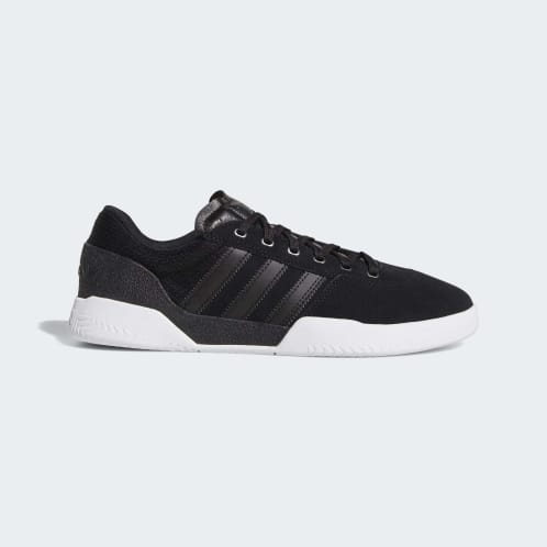 Adidas City Cup Shoes - Core Black/Core Black/Cloud White