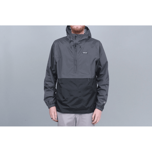 Patagonia Torrentshell Pullover Jacket Forge Grey