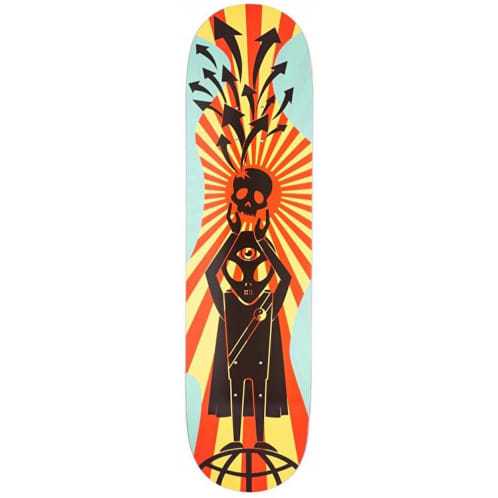 Alien Workshop Zen Deck - 8.25""