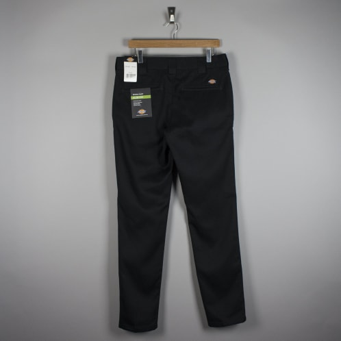 Dickies 872 Slim Work Trousers Black