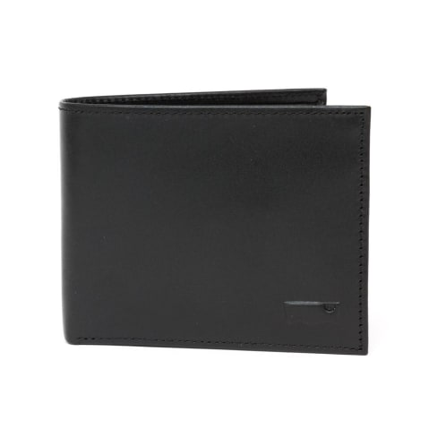 Levis Inlay Bifold Wallet - Black