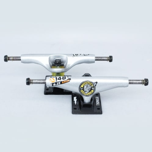Thunder Hi 148 Screaming Mainline II Trucks Grey (Pair)