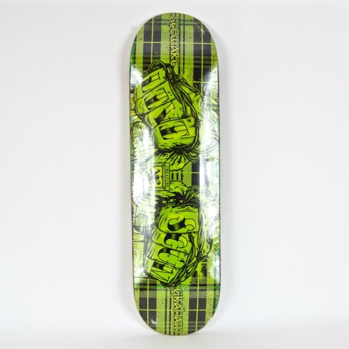 "Creature Skateboards - 8.8"" Livi Scum Stu Graham Deck"