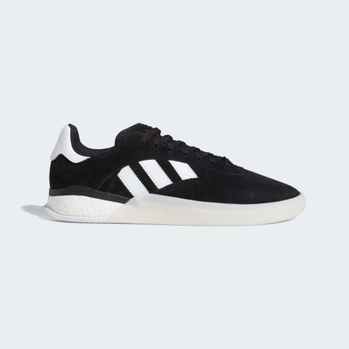 Adidas 3ST.004 Shoes - Core Black/FTWR White/Core Black