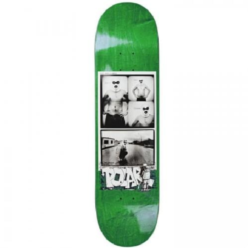 Polar Skate Co. Klez Menace To Society Skateboard Deck - 8.25