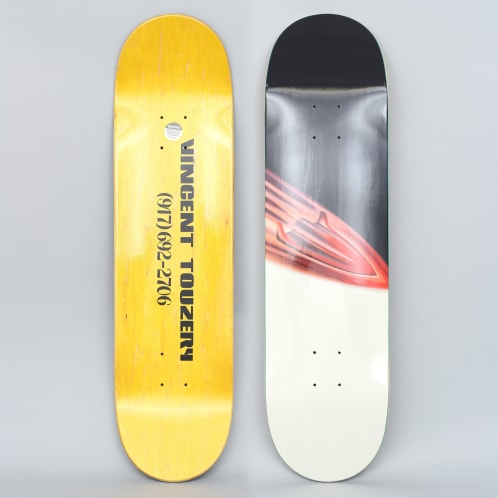917 8.25 Vincent Touzery Rocket Skateboard Deck
