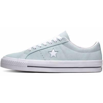 Converse Cons One Star Pro Ox Shoes - Teal Tint/Black/White