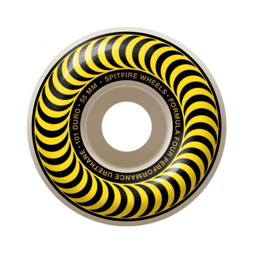 Spitfire Formula Four OG Classic Wheels 99a - 55mm