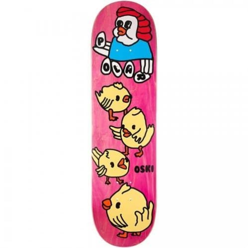 Polar Skate Co. Oskar Rozenberg Chicken Mama Skateboard Deck