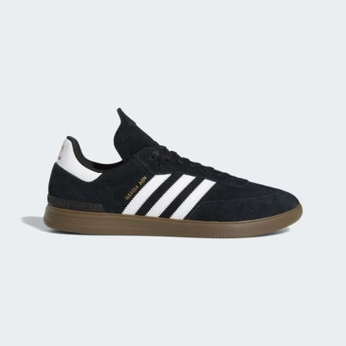 Adidas Samba ADV Shoes - Core Black/Cloud White/Gum