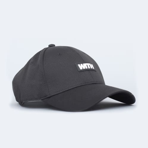 WITH Sports Cap Black