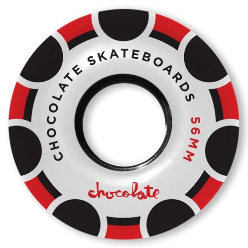 Chocolate Chips Cruiser Wheels 85a 56mm