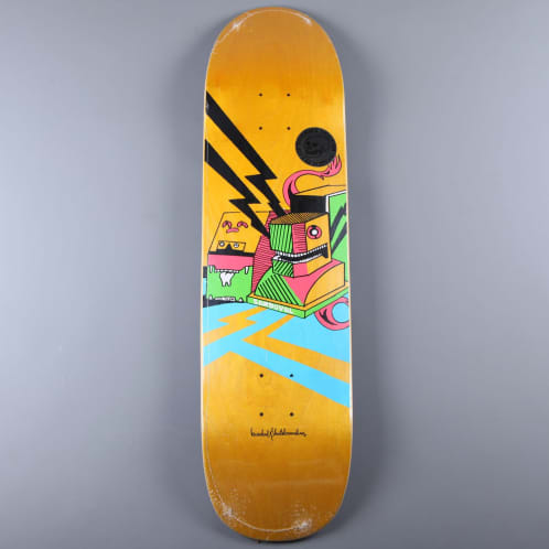 "Krooked 'Ronnie Chatter Box' 8.25"" Deck"