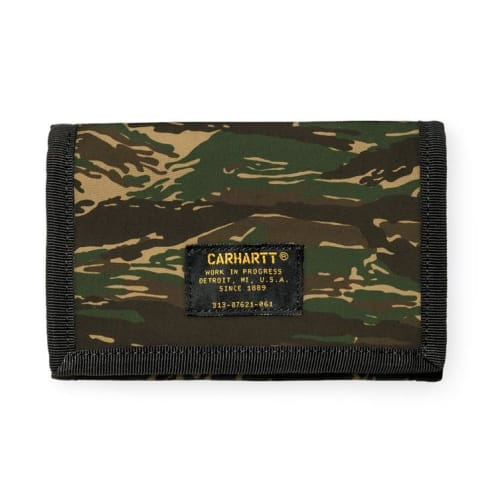 Carhartt Ashton Wallet - Camo Tiger Jungle