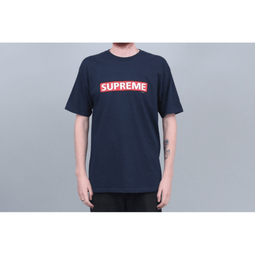 Powell Peralta Supreme T-Shirt Navy