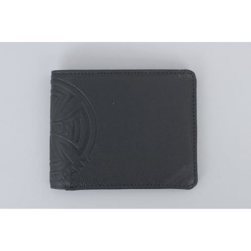 Independent Emboss Wallet Black