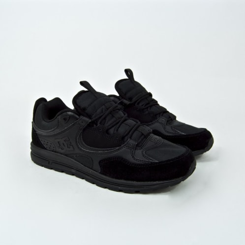 DC Shoes - Kalis Lite Shoes - Black / Black / Black