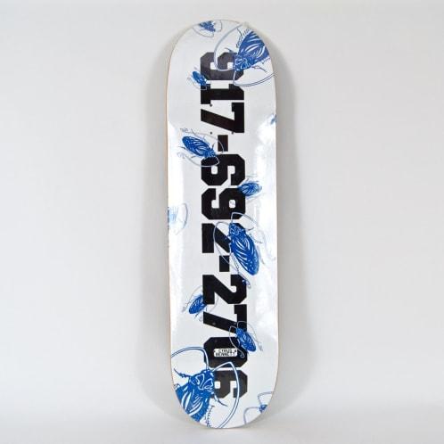 """Call Me 917 - 8.5"""" Cyrus Bennett Pest Skateboard Deck"""