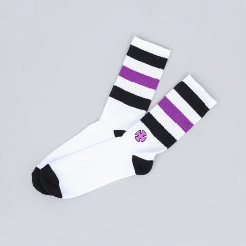 Independent Trip Socks White
