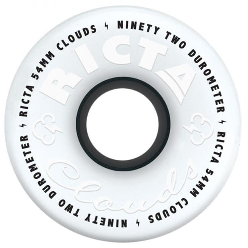 Clouds Cruiser Wheels 92A 54mm
