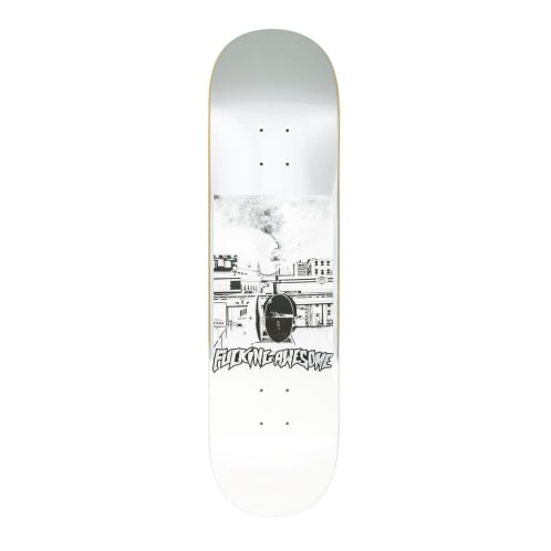 """Fucking Awesome Systems Sage Elsesser Deck - 8.25"""""""