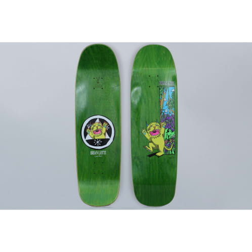 Welcome 9.25 Lotti Wild Thing On Golem Skateboard Deck