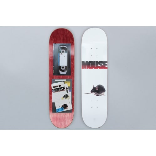 Girl 8.25 Mouse Skateboard Deck