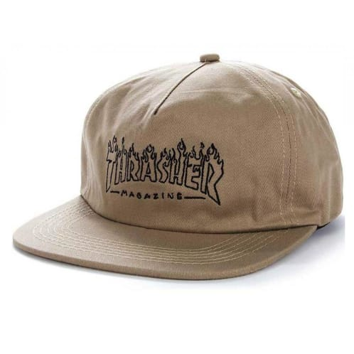 Witch Snapback | Tan