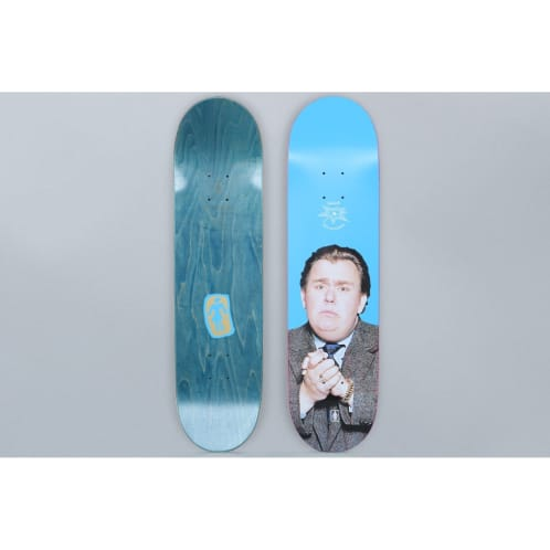 Girl 8.125 Rick McCrank Walk Of Fame Skateboard Deck