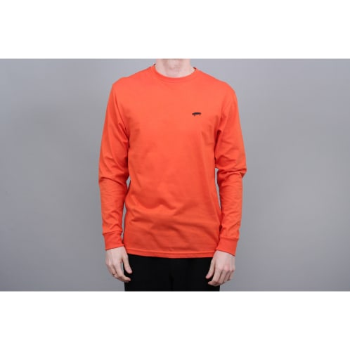 Vans Skate Longsleeve T-Shirt Orange