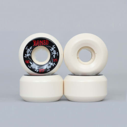 Bones 52mm STF V5 Annuals Wheels White
