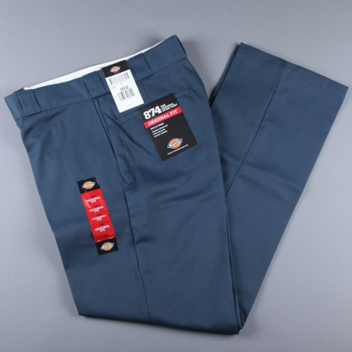 Dickies 'Original 874' Work Pants (Air Force Blue)