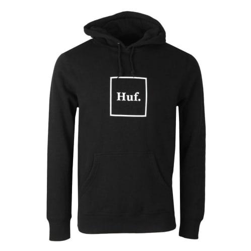 Box Logo Hoodie | Black