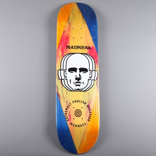 "Madness 'Factory' 8.625"" Deck"