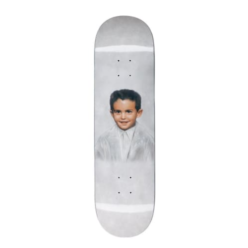 """Fucking Awesome White Dylan Rieder Deck - 8.5"""""""