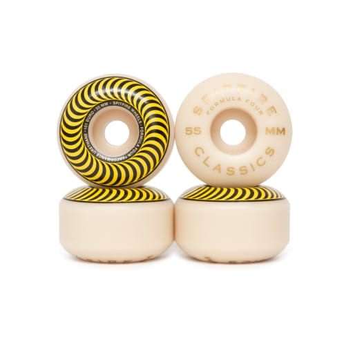 Spitfire Formula Four Classic 101a Wheels - 55mm