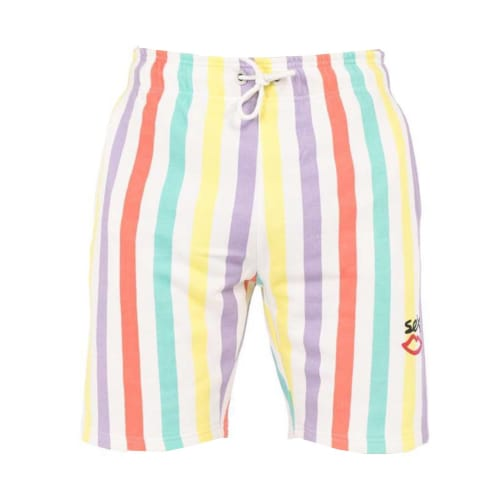 Sex Skateboards Onit Resort Shorts - Pastel Stripe
