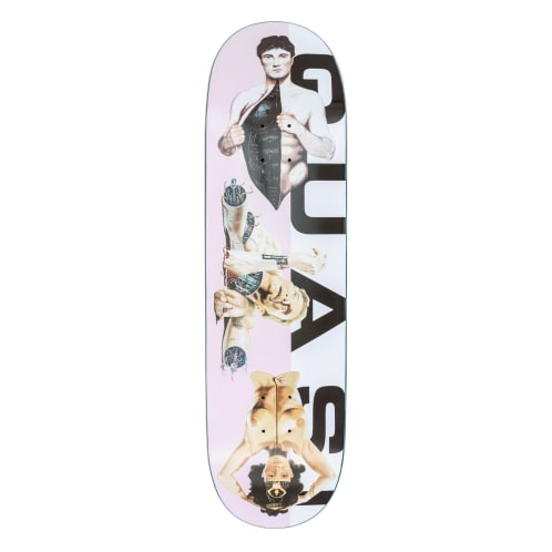 Quasi Cyborg Three Pink Deck - 8.75""