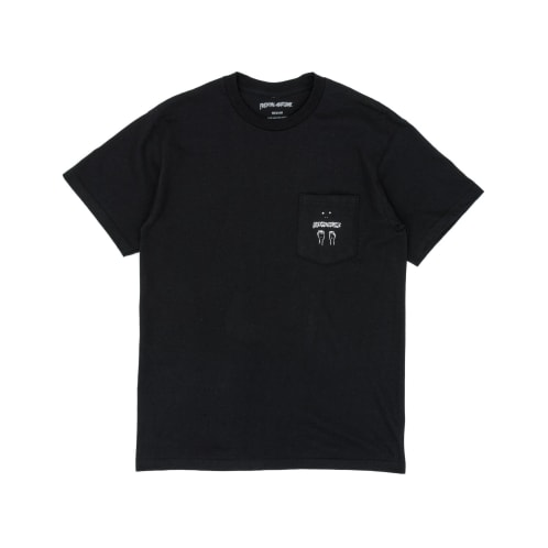 Fucking Awesome Fists Pocket T-Shirt - Black