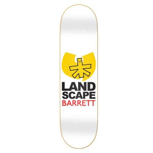 "Landscape Skateboards - 8.25"" Barrett Pro Deck"