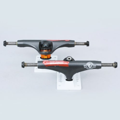 Thunder 147 Phantom Hollow Trucks Onyx / Pearl (Pair)