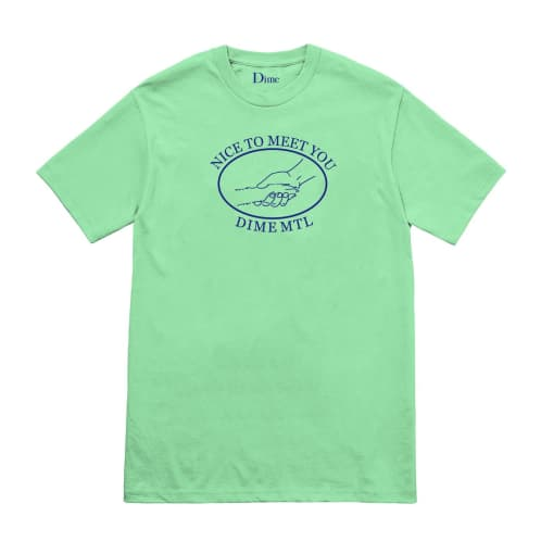 Dime Greetings T-Shirt Mint